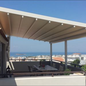 Light & Shade - Pergola