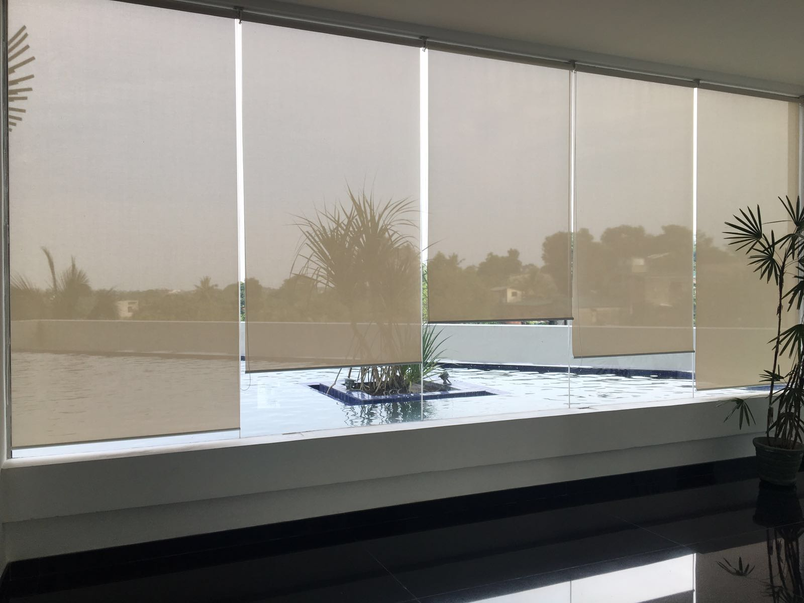 Roller Blinds Window Blinds Light Amp Shade Sri Lanka