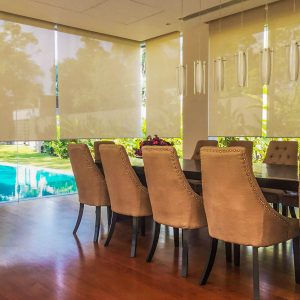 Light & Shade - Roller Blinds