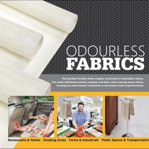 Odourless Fabric Mesh - Techguard