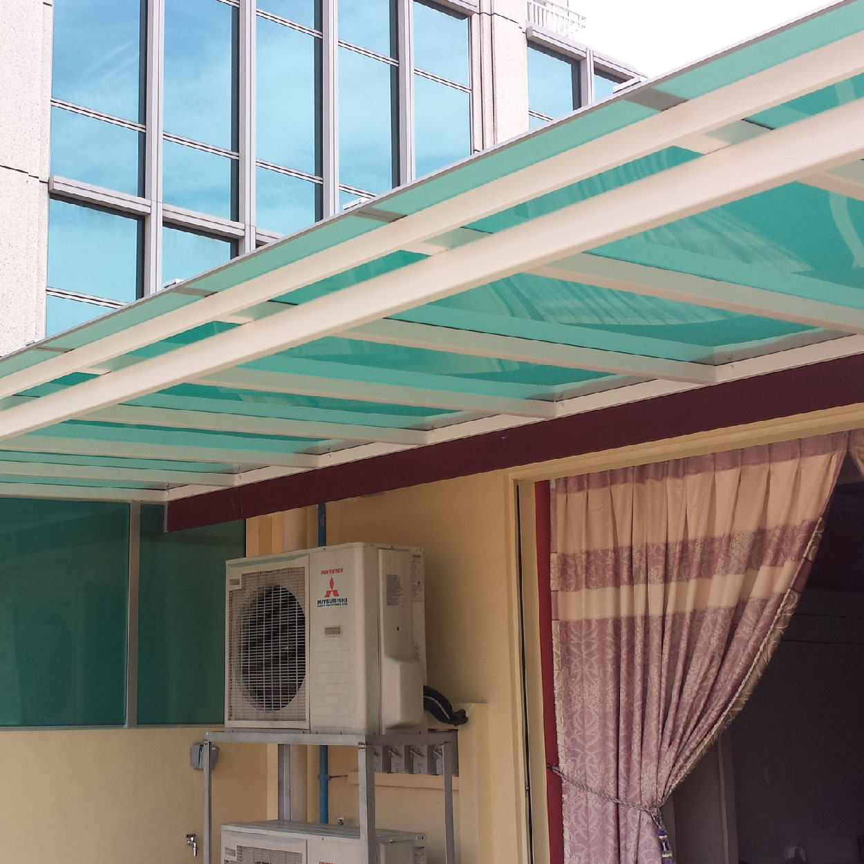 Light Weight Roofing Shade Solutions By Light Amp Shade