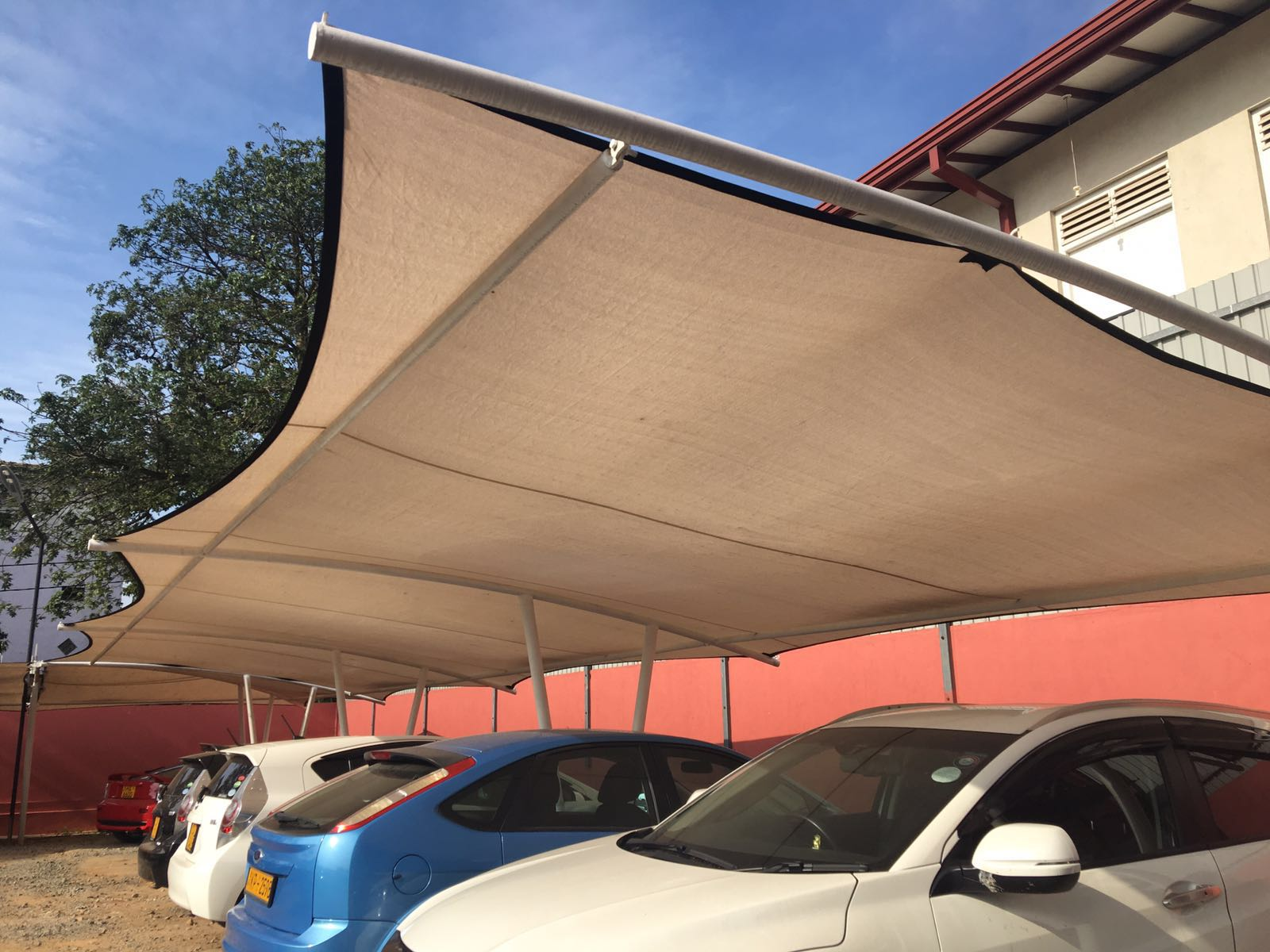 Car Park Shades Shade Solutions By Light Shade Sri Lanka