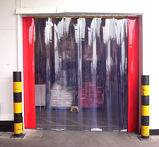 Pvc Strip Curtains Techguard